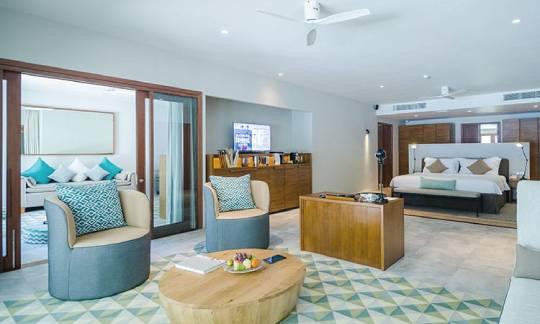 Amilla Fushi - Family 2 Bedroom Beach House