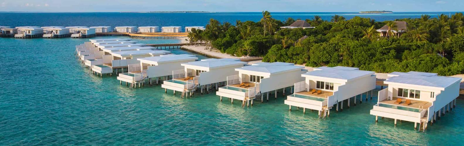 Amilla Fushi Maldives - Pool Villas