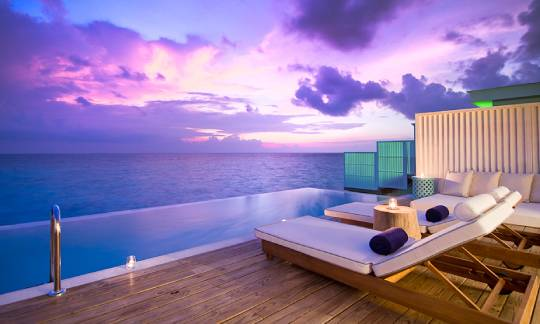 Amilla-Fushi-Maldives-Lagoon-House-Sunset-View